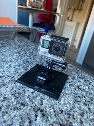 GoPro Hero 4 Silver Edition + Tarjeta de Memoria
