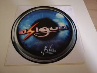 vinilo Dsigual Vol. 7- Blue