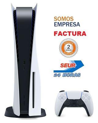 Playstation 5 con Lector Somos Tienda SEUR 24H