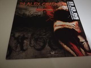 vinilo Dj Alex Gimenez Vol. II-One