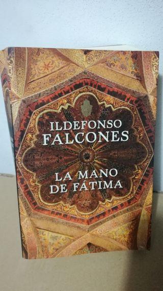 Libro La mano de Fatima