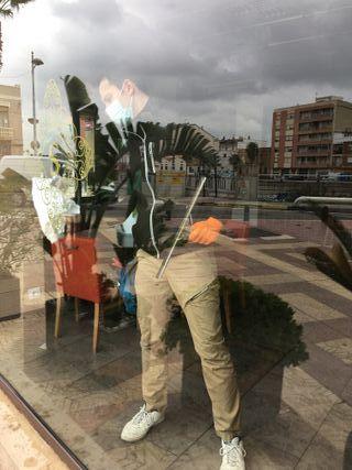 Limpieza cristales negocios Valencia