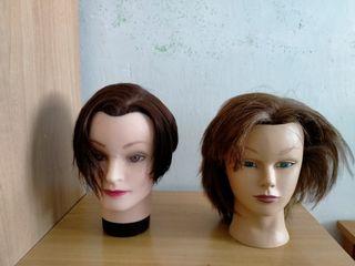 maniquí peluquería