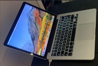 Macbook Pro Retina con i7 - En la caja original
