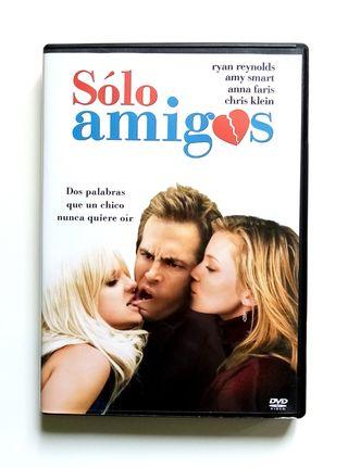 DVD Película Solo Amigos