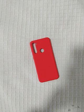 Funda roja Redmi Note 8T