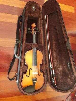 violin 1/2 Kreutzer Scholl