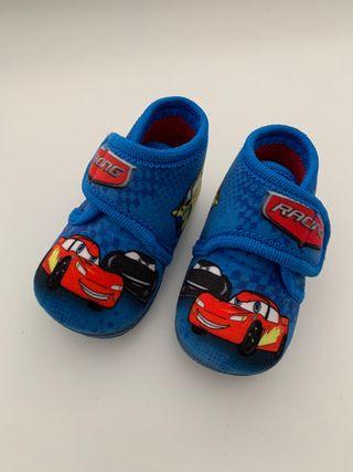 Zapatillas de casa niño bebé Talla 19