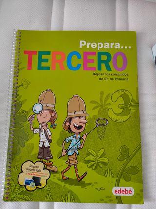 LIBRO PREPARA TERCERO