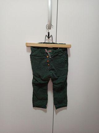 pantalón niño 18-24 meses