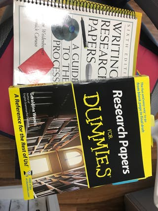 Libros para hacer trabajos de investigación
