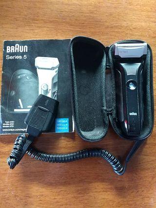 Maquina de afeitar Braun Series 5
