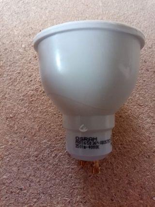 bombillas osram GU10 5w