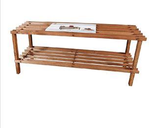 Banco/zapatero madera