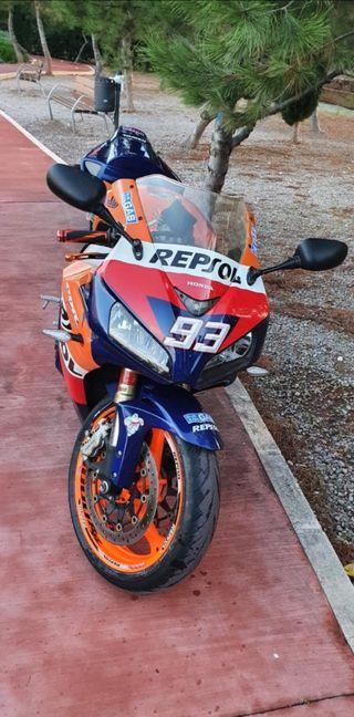 Carenado Honda CBR 1000 RR 2007 Repsol.