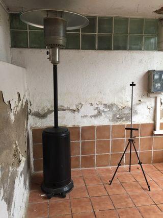 Calefactor/Estufa exterior