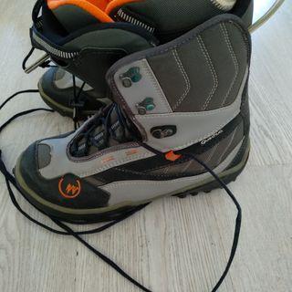 Botas Snowboard Quechua talla 45