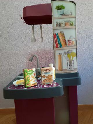 Cocinita de juguete Smoby Studio
