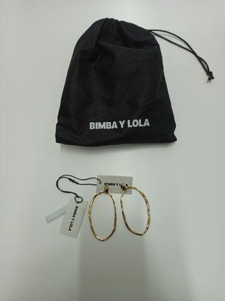 pendientes Bimba y Lola
