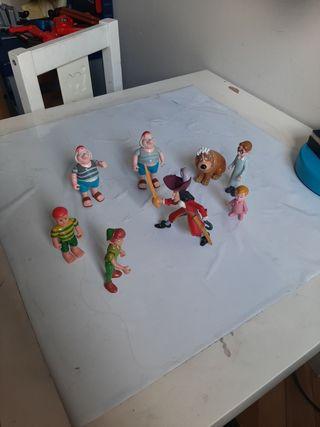 Muñecos Peter Pan