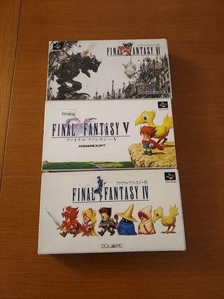 Final Fantasy Sfc