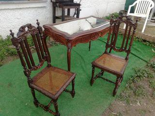 Muebles principios de siglo