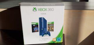 Consola Xbox 360 500GB edición limitada