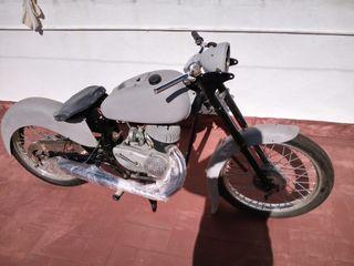 OSSA PALILLOS 125CC.