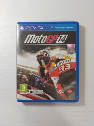 Juego Moto GP 14 PS Vita