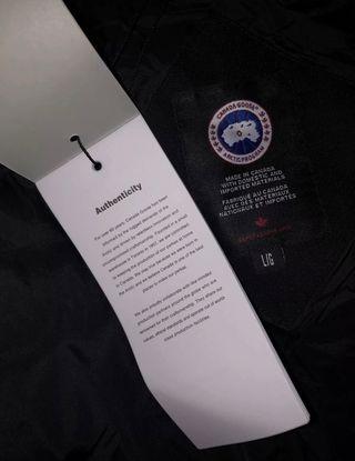 Canada Goose Coat Mens Black