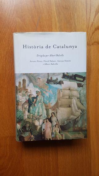 Libro de la Historia de Catalunya