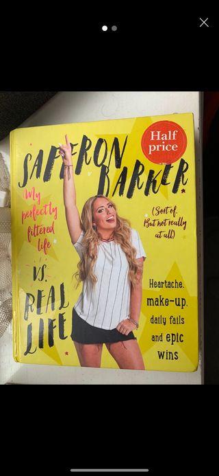 Saffron barker book