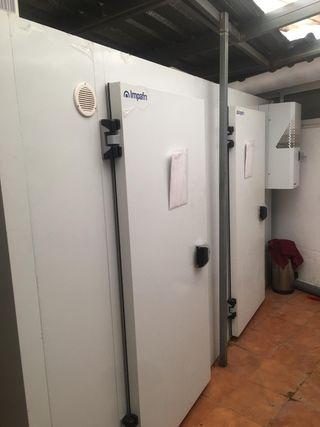doble cámara frigorífica