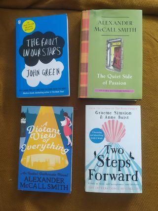 Novelas en inglés
