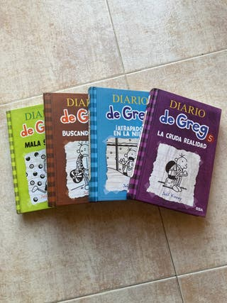 Pack libros infantiles.