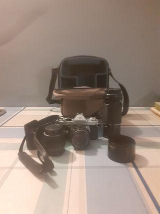 Camara analogica Asahi Pentax K2