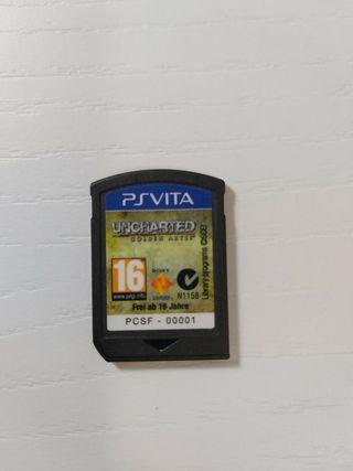Juego Uncharted Ps Vita