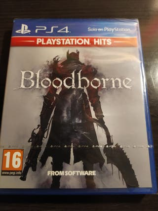 BLOODBORNE HITS ps4/ps5