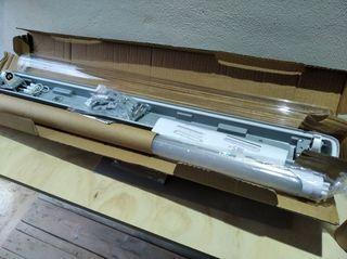 pantalla con tubo led