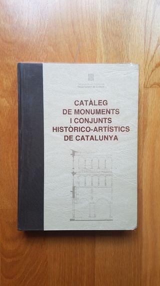 Catàleg de monuments i conjunts de Catalunya