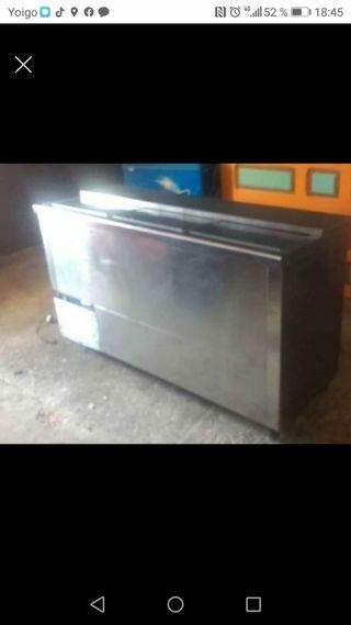 cámara frigorífica 3 puertas