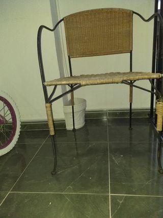sillas de rusticas