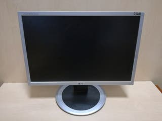 """Monitor panorámico 19"""" PC LG L194WT-SF"""