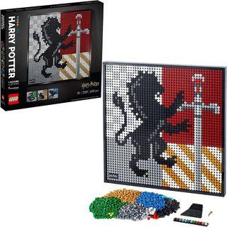 Lego 31201 Escudos Harry Potter