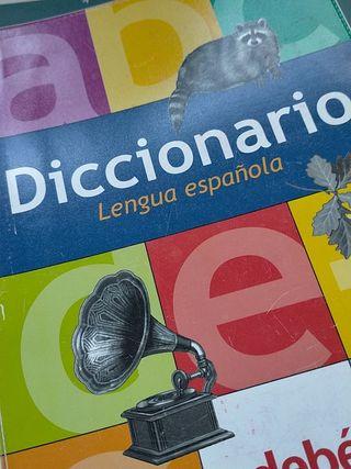 Diccionario primaria lengua Española.