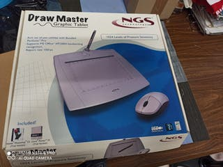 draw master graphics tablet