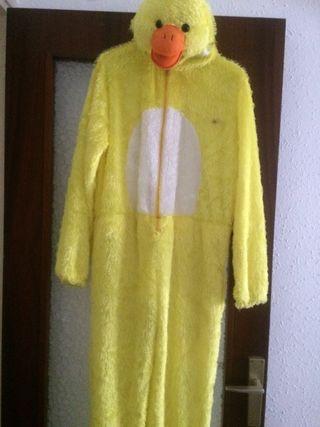 Pijama / disfraz de Pato para adulto!!