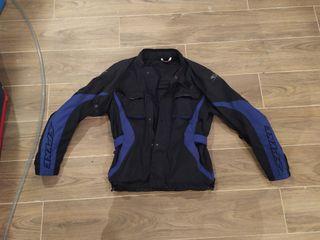 chaqueta de moto Spyke con protecciones