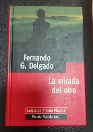 Libro - La mirada del otro - Fernando G. Delgado