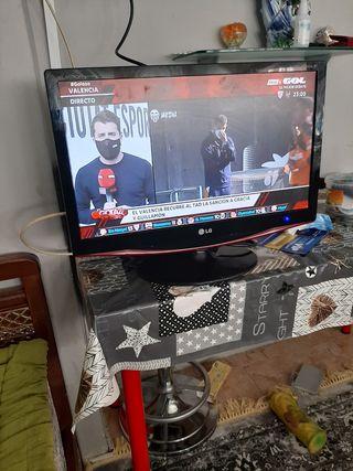 Television LG 22 pulgadas